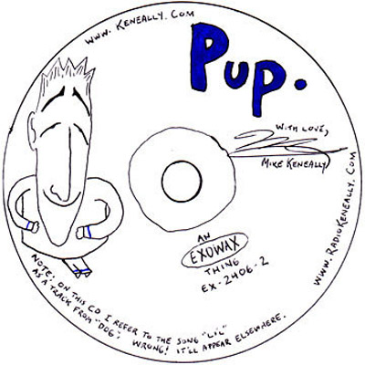 Pup - Mike Keneally Band