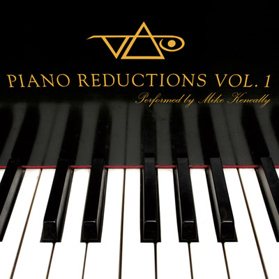 Vai Piano Reductions Vol. 1 - Mike Keneally
