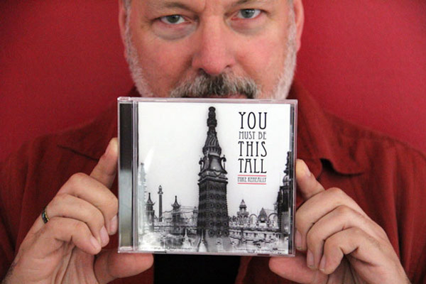 New Keneally Album You Must Be This Tall