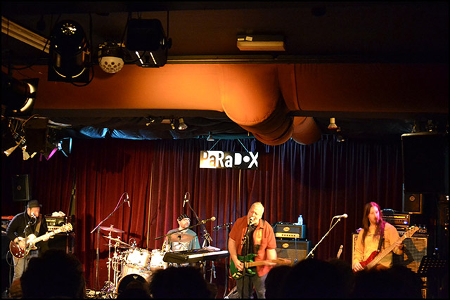 Mike Keneally Band, Paradox, Tilburg, March 27 2013