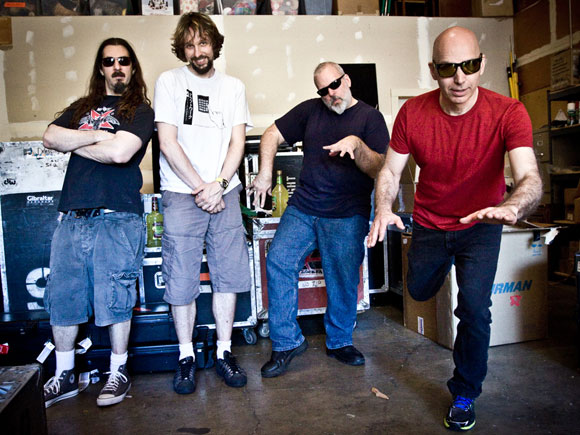 The Satriani Band