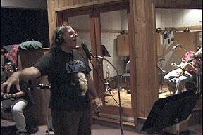 Dancing Mike at work