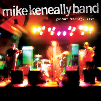 Guitar Therapy Live - Mike Keneally Band