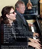 Mike Keneally & Steve Vai
