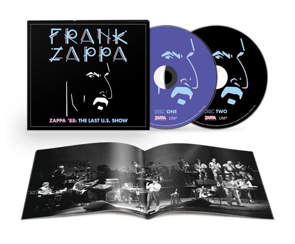 Zappa '88: The Last U.S. Show - 2CD/Digital