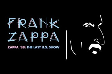 Zappa Band opening for Crimson, and new FZ '88 live album